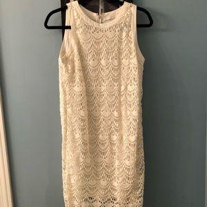 LOFT dress - perfect for bridal shower!! Size6!